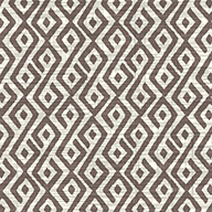 Beige/WhiteContours Outdoor Area Rug