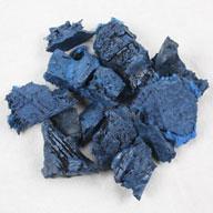 Caribbean Blue Playground Rubber Mulch