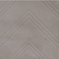 Forte Grey Textured Daltile Chord