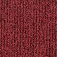 Red ZingThe Brights Carpet Tile