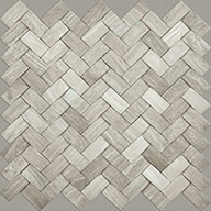 Woven RockwoodShaw Chateau Natural Stone Woven Tile