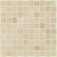 Basketweave Crema MarfilShaw Chateau Natural Stone Woven Tile