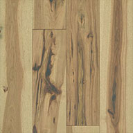 LuminousShaw Reflections Hickory Overlap Stair Nose