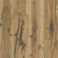 RadianceShaw Reflections Hickory Overlap Stair Nose