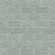 Light GrayShaw Geoscape Subway Wall Tiles
