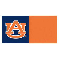 Auburn University FANMATS NCAA Carpet Tiles