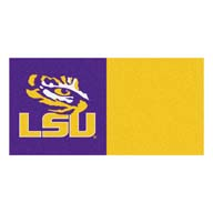 Louisiana State University FANMATS NCAA Carpet Tiles