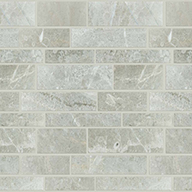 Linear Honed Ritz GreyShaw Rio Natural Stone Mosaic
