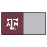 Texas A&M University FANMATS NCAA Carpet Tiles
