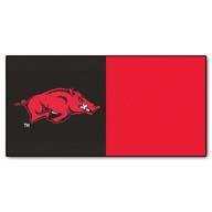 University of Arkansas FANMATS NCAA Carpet Tiles