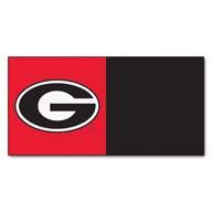 University of Georgia FANMATS NCAA Carpet Tiles
