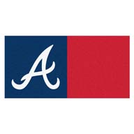 Atlanta BravesFANMATS MLB Carpet Tiles