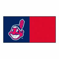 Cleveland IndiansFANMATS MLB Carpet Tiles