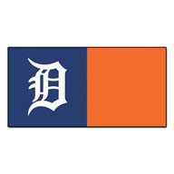 Detroit TigersFANMATS MLB Carpet Tiles