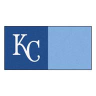 Kansas City RoyalsFANMATS MLB Carpet Tiles