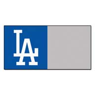 Los Angeles DodgersFANMATS MLB Carpet Tiles