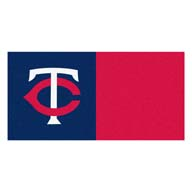 Minnesota TwinsFANMATS MLB Carpet Tiles