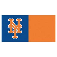 New York MetsFANMATS MLB Carpet Tiles