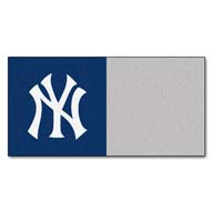 New York YankeesFANMATS MLB Carpet Tiles