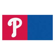 Philadelphia PhilliesFANMATS MLB Carpet Tiles