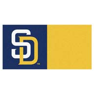 San Diego PadresFANMATS MLB Carpet Tiles