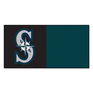 Seattle MarinersFANMATS MLB Carpet Tiles