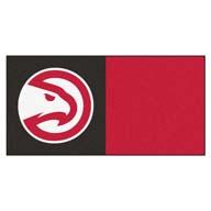 Atlanta Hawks FANMATS NBA Carpet Tiles
