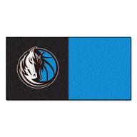 Dallas Mavericks FANMATS NBA Carpet Tiles