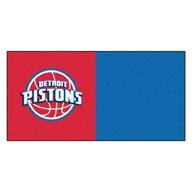 Detroit Pistons FANMATS NBA Carpet Tiles