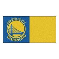 Golden State Warriors FANMATS NBA Carpet Tiles