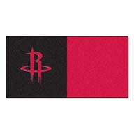 Houston Rockets FANMATS NBA Carpet Tiles