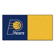 Indiana Pacers FANMATS NBA Carpet Tiles