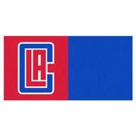 Los Angeles Clippers FANMATS NBA Carpet Tiles