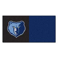 Memphis Grizzlies FANMATS NBA Carpet Tiles