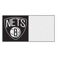 New Jersey Nets FANMATS NBA Carpet Tiles