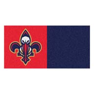 New Orleans Hornets FANMATS NBA Carpet Tiles