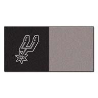 San Antonio Spurs FANMATS NBA Carpet Tiles