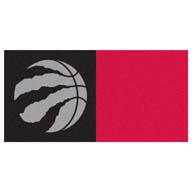 Toronto Raptors FANMATS NBA Carpet Tiles