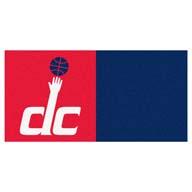 Washington Wizards FANMATS NBA Carpet Tiles