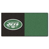 New York Jets FANMATS NFL Carpet Tiles