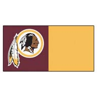 Washington Redskins FANMATS NFL Carpet Tiles