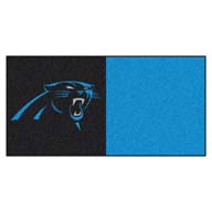 Carolina Panthers FANMATS NFL Carpet Tiles