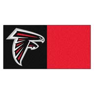 Atlanta Falcons FANMATS NFL Carpet Tiles