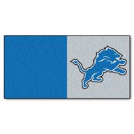Detroit Lions FANMATS NFL Carpet Tiles