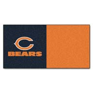 Chicago Bears FANMATS NFL Carpet Tiles