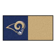 St Louis Rams FANMATS NFL Carpet Tiles