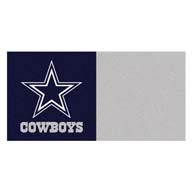Dallas Cowboys FANMATS NFL Carpet Tiles