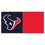 Houston Texans FANMATS NFL Carpet Tiles