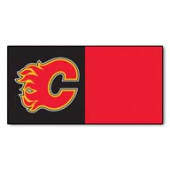 Calgary Flames FANMATS NHL Carpet Tiles