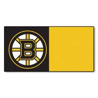 Boston Bruins FANMATS NHL Carpet Tiles